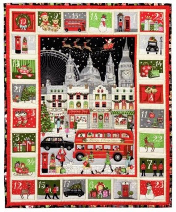 London Advent Calendar 2369 - Panel