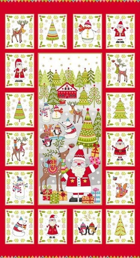 Festive Christmas - Panel M21081