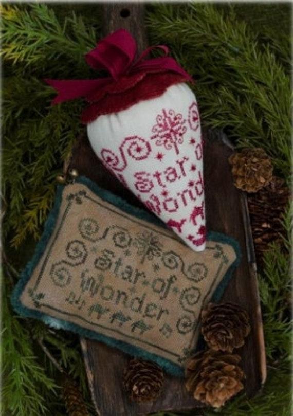 Star of Wonder - Caroling Berries by Erica Michaels - Chart