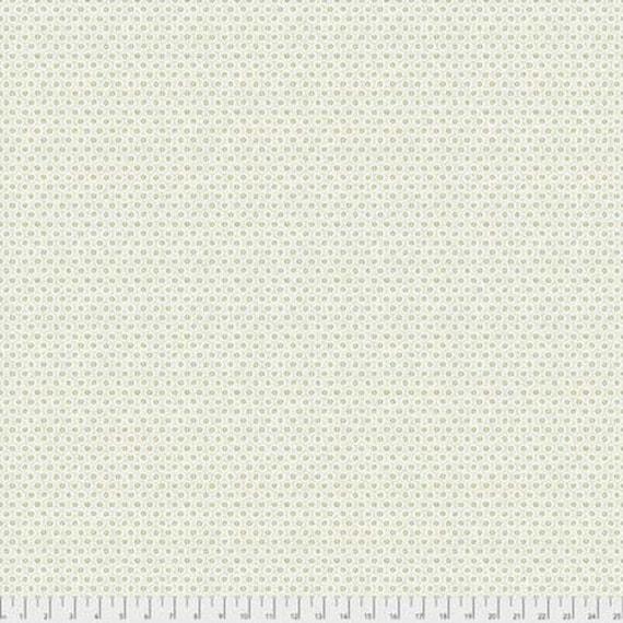 Morris & Co - Kelmscott Honeycombe Aqua PWWM005 - 1/2yd