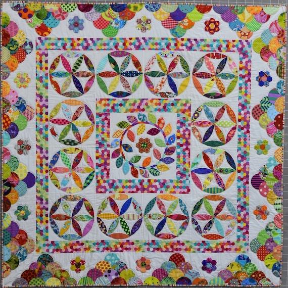 Sugar Rush Quilt Pattern by Michelle McKillop