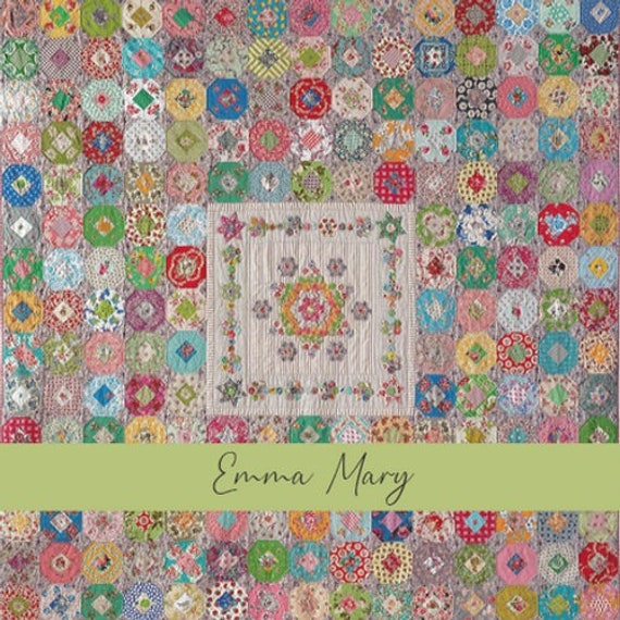 Emma Mary by Judy Newman - Pattern Only