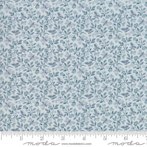 Le Beau Papillon - French General - 1386414 - 1/2yd