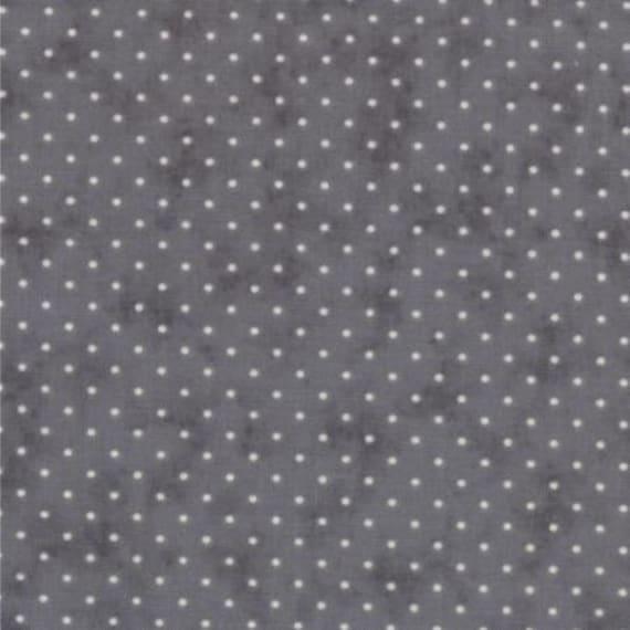 MODA Essential Dots - 8654122 Graphite