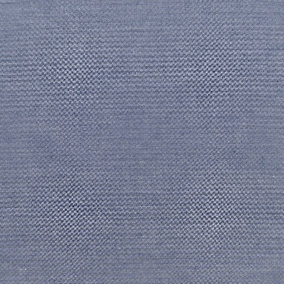 TILDA Chambray - Dark Blue 160007 - Fat Quarter