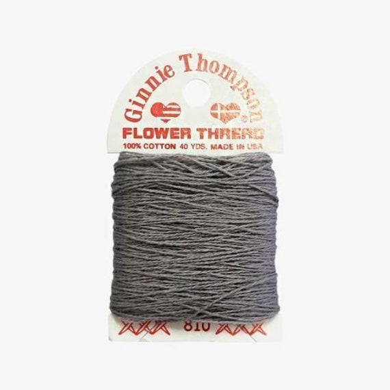 Ginnie Thompson Flower Thread - #810