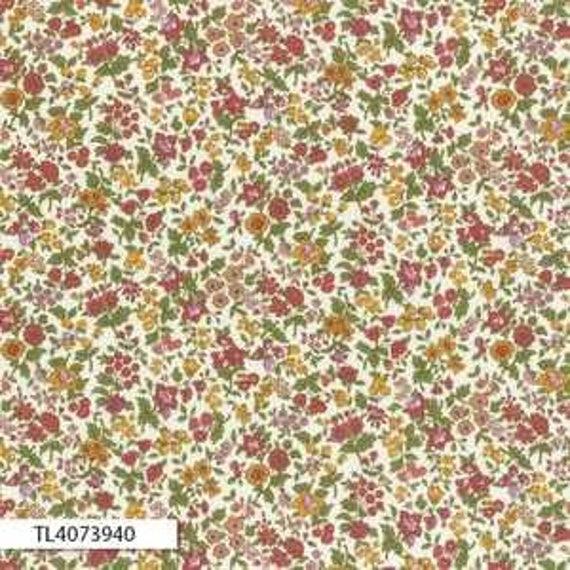 Lecien - Memoire a Paris 2017 Lawn - 4073940 - 1/2 yard