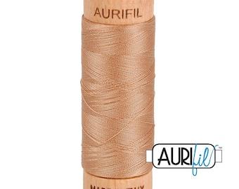 Aurifil 80wt -  Cafe au Lait 2340