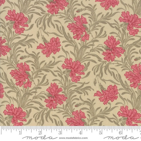 Le Beau Papillon - French General - 1386315 - 1/2yd