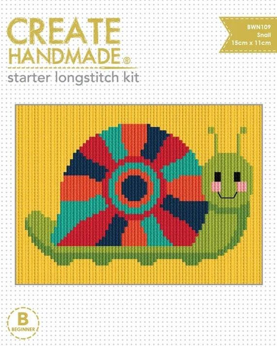 Longstitch Starter Kit - Snail