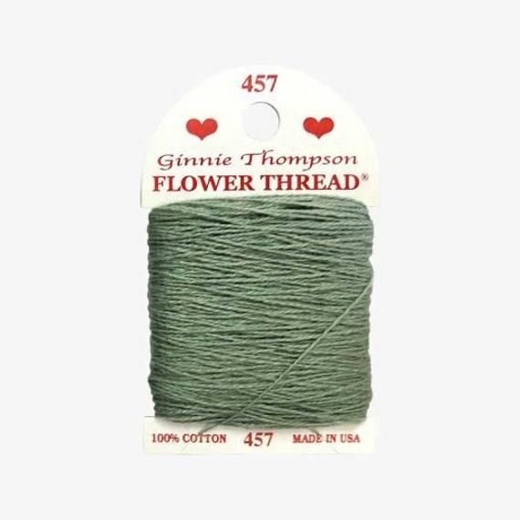 Ginnie Thompson Flower Thread - #457