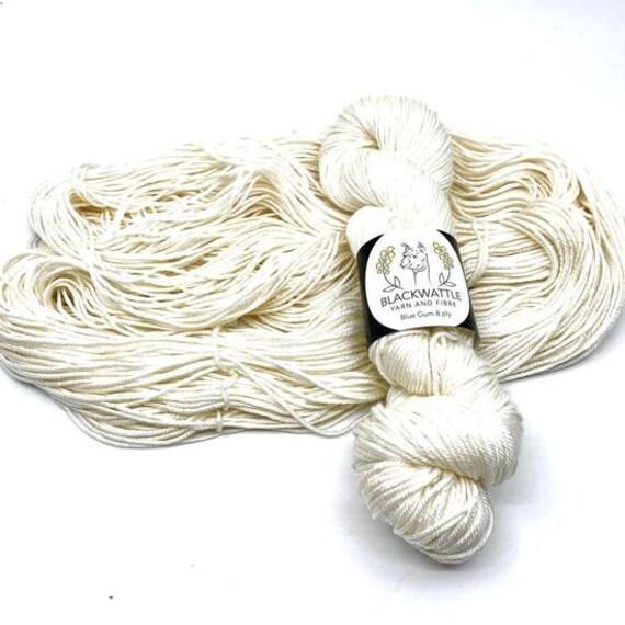 Black Wattle - Sweet Pea 4 ply - Ivory