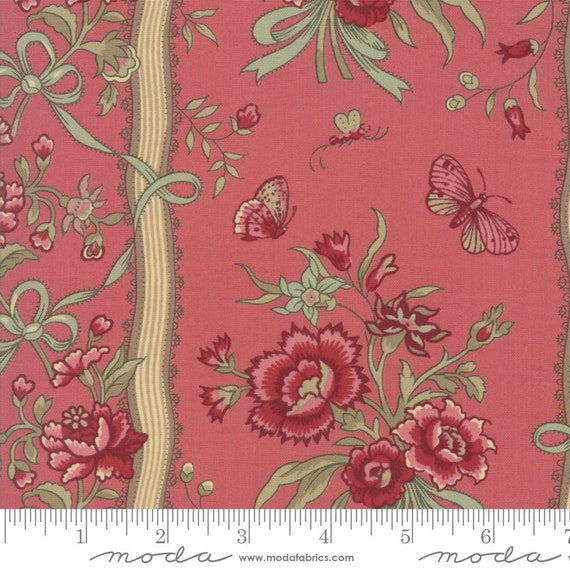 Le Beau Papillon - French General - 1386916 - 1/2yd
