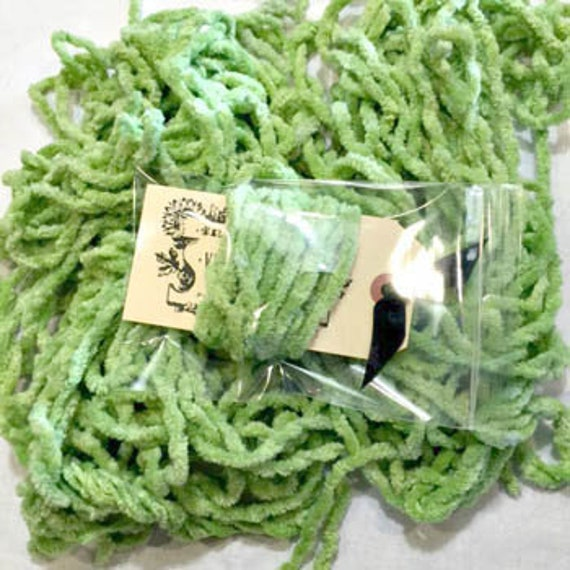 Chenille Trim by Lady Dot Creates - Witchie - 3 yds