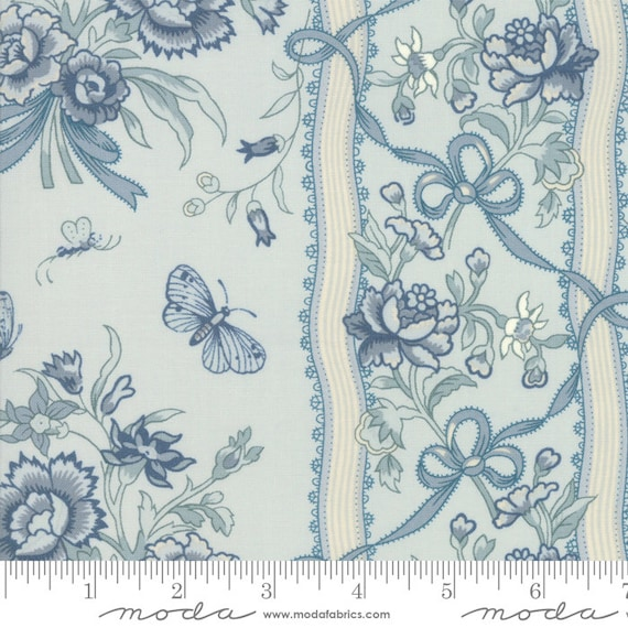 Le Beau Papillon - French General - 1386913 - 1/2yd