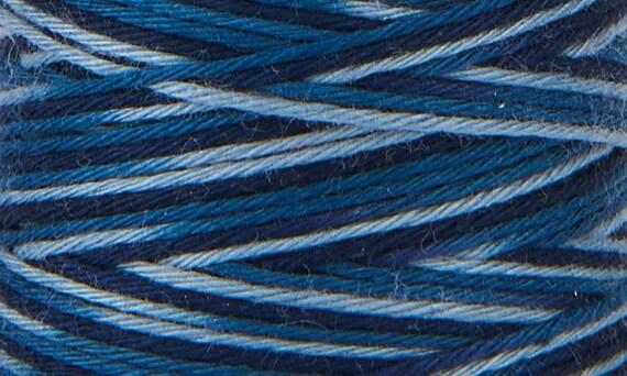 Hidamari - COSMO Sashiko Thread - 89-405 Gradation Deep Ocean