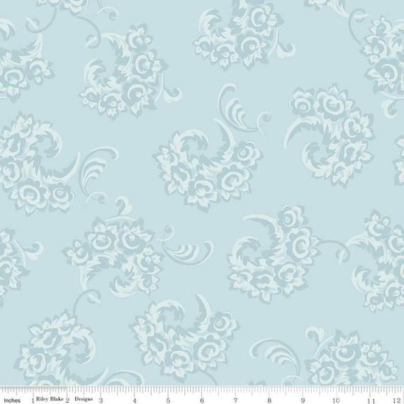 Jane Austen at Home - Julia C10017 - 1/2yd