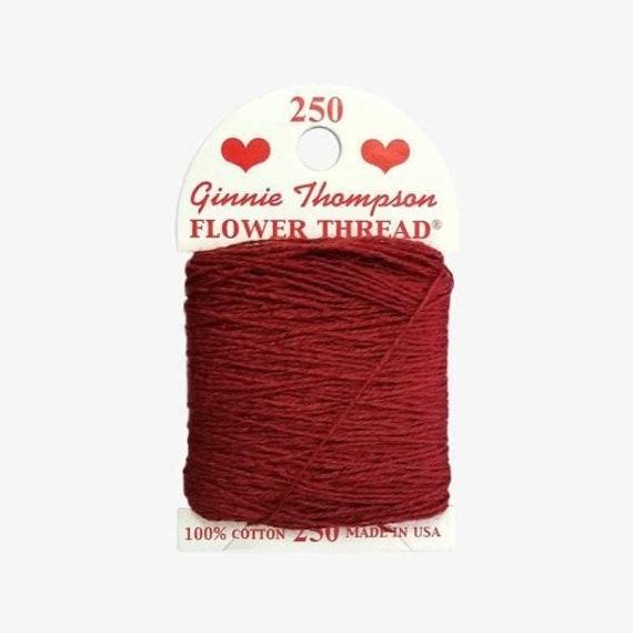 Ginnie Thompson Flower Thread - #250