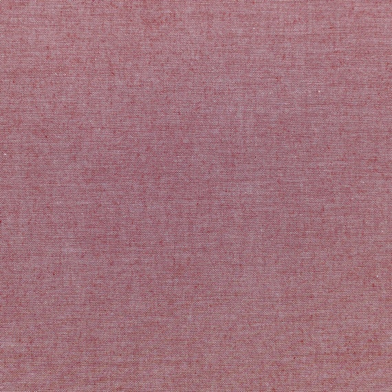 TILDA Chambray - Red 160001 - Fat Quarter