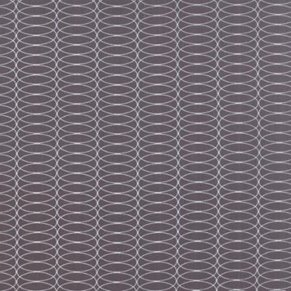 For You Circulating Graphite - 1/2yd