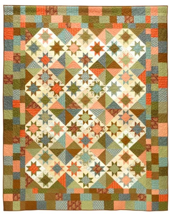 Star Quartet - Glad Creations GC151 - Quilt Pattern