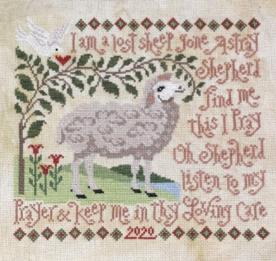 Lost and Found - Silver Creek Samplers - Cross Stitch Chart