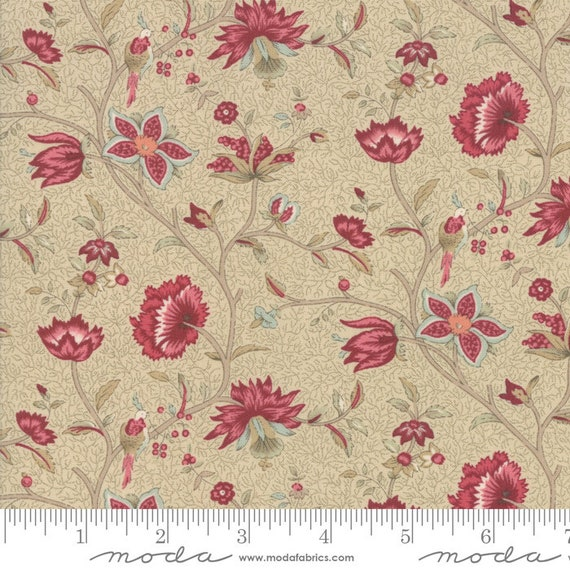 Le Beau Papillon - French General - 1386115 - 1/2yd