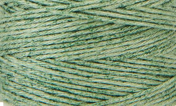 Hidamari - COSMO Sashiko Thread - 89-202 Melange Mojito Green