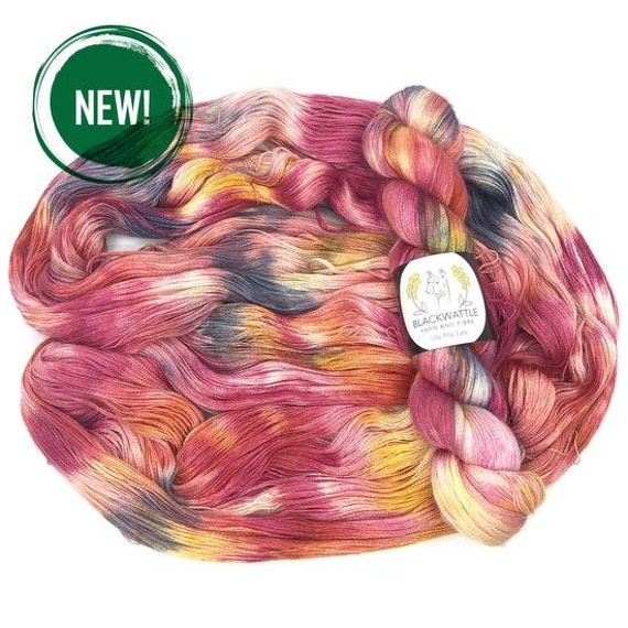 Blackwattle - Lilly Pilly 2ply Lace - Unite
