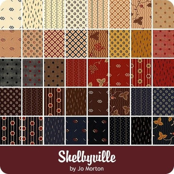 Shelbyville by Jo Morton - Layer Cake