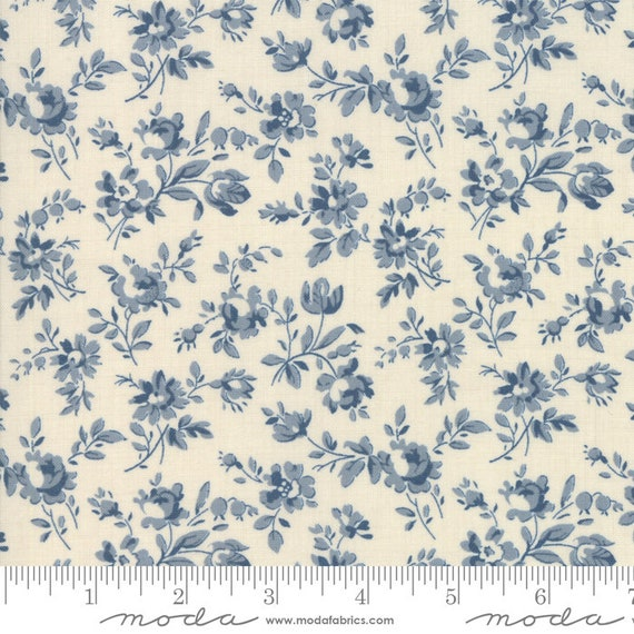 Le Beau Papillon - French General - 1386714 - 1/2yd