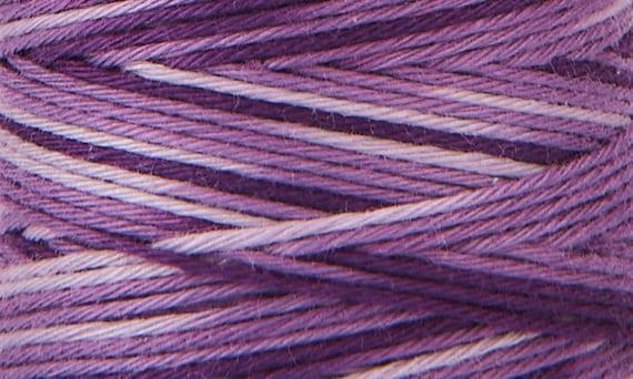 Hidamari - COSMO Sashiko Thread - 89-404 Gradation Blueberry Yoghurt