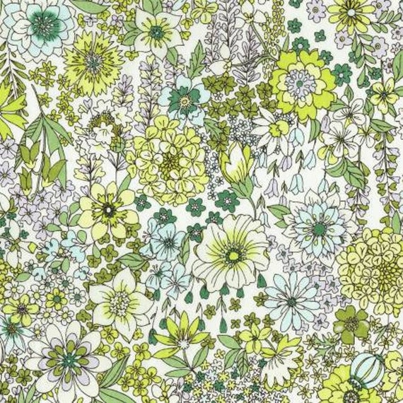 Lecien - Memoire a Paris 2019 Lawn - 4108750 - 1/2 yard