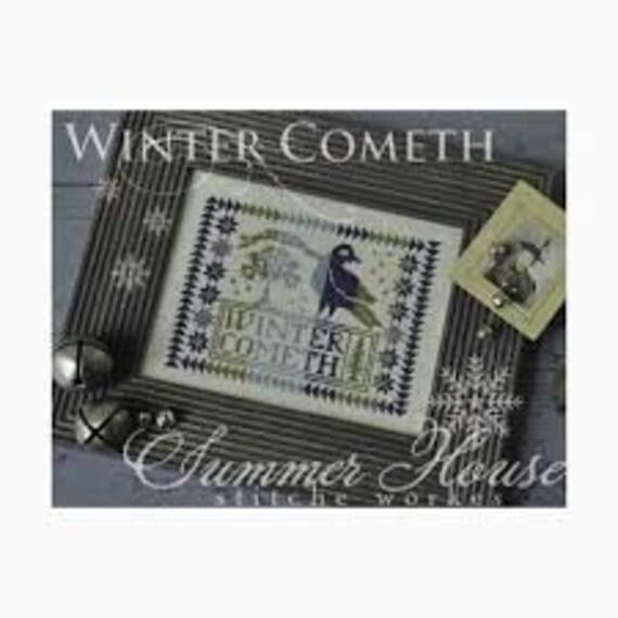 Winter Cometh - Summer House Stitch Workes - Cross Stitch Chart