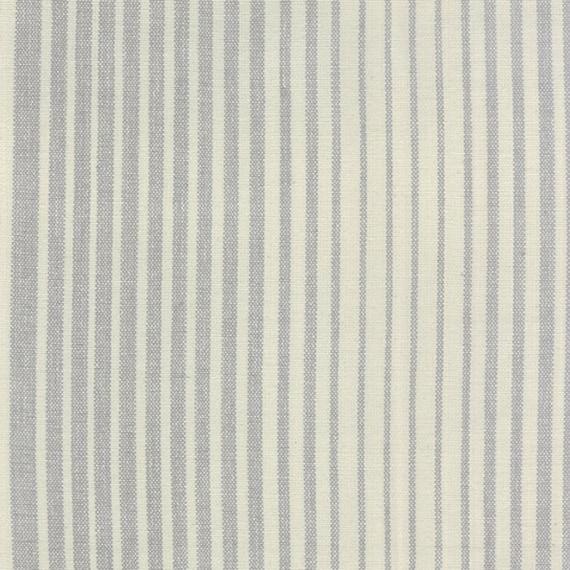 Moda Cotton Toweling Putty Stripe 920192 - 16 inch x 1/2 yd