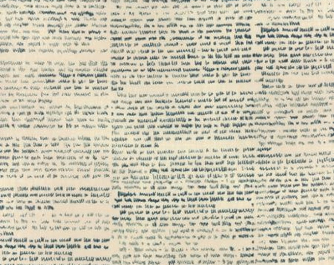 Wordsmith Text Natural - 1/2yd