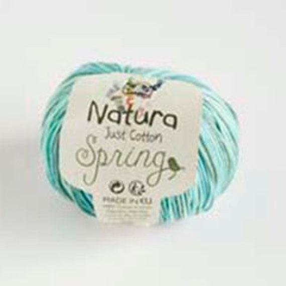 DMC Natura Spring 302.487 - Aqua Blue
