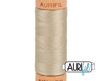 Aurifil 80wt -  Stone 2324