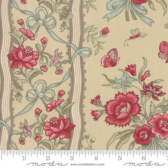 Le Beau Papillon - French General - 1386915 - 1/2yd