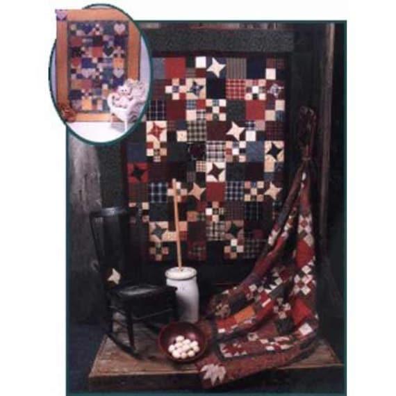 Flannel Finders - Quilt Pattern