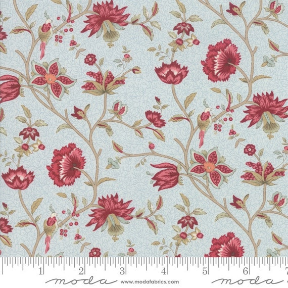 Le Beau Papillon - French General - 1386114 - 1/2yd