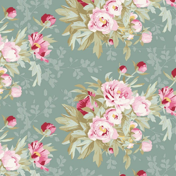TILDA Woodland - Hazel Sage 100300 - Fat Quarter