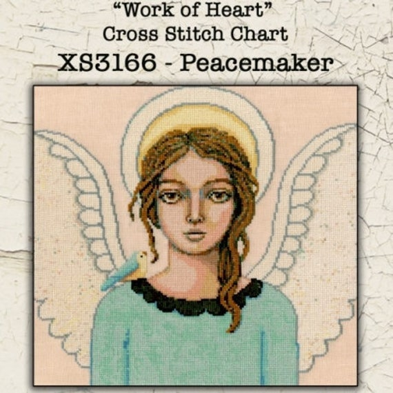 Peacemaker - Teresa Kogut - Cross Stitch Chart