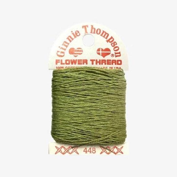 Ginnie Thompson Flower Thread - #448