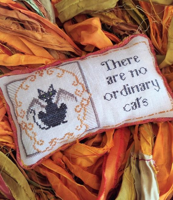 No Ordinary Cats - Mojo Stitches - Cross Stitch Chart