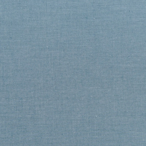 TILDA Chambray - Petrol 160005 - Fat Quarter