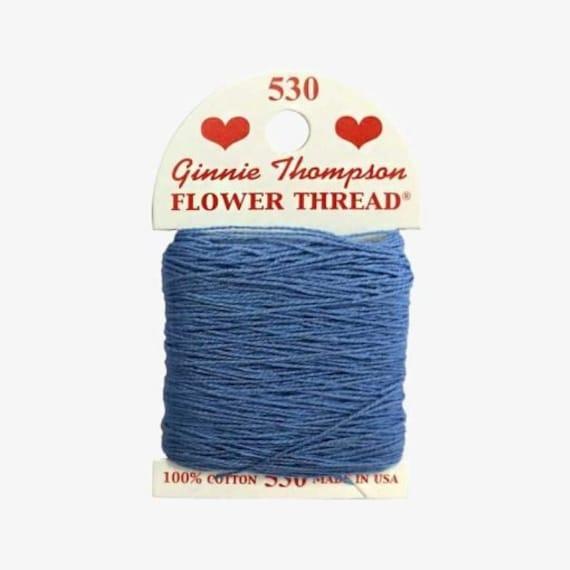 Ginnie Thompson Flower Thread - #530