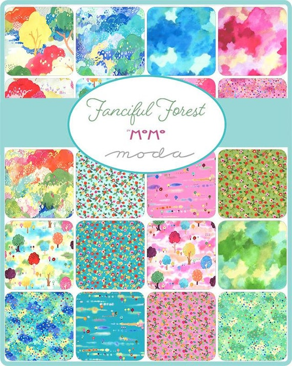 Fanciful Forest - MoMo - Jelly Roll