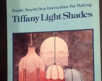 CRAFT BOOKLET - Tiffany Light Shades