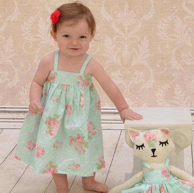f051e7c91c3 Baby Dress Toddler Dress Baby Sundress Toddler Sundress
